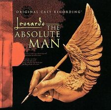 Leonardo: The Absolute Man [Original Cast Recording] by Original Soundtrack (CD,