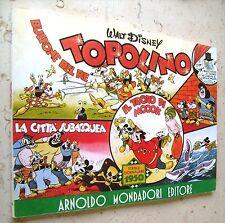 TOPOLINO STRISCE GIORNALIERE 1950 REVIVAL COMICS - PIU' CHE OTTIMO