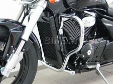 Motorschutzbügel BIG Ø30mm Protection guard chrom  Suzuki Intruder M800