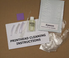 Epson WorkForce WF-7010 Printhead Cleaning Kit (Everything Included) 405MAN