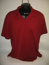 #7515 SHIRT BLOWOUT! NORDIC TRACK GOLF ATHLETIC SS SHIRT MEN'S 2XL GOOD USED