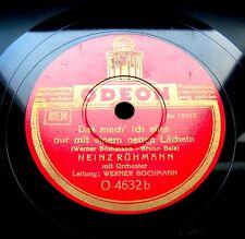 1176/HEINZ RÜHMANN-Das mach´ich alles nur m. einem netten Lächeln-1940-Schellack