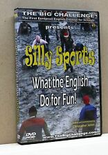 SILLY SPORTS - what the english do for fun! [dvd]