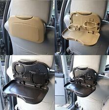 Faltbar Auto Rücksitz Tisch Wanne Stand Nahrung Getränk Flasche Rack Halter N2ps
