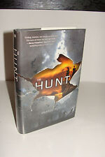 The Hunt by Andrew Fukuda 1st/1st 2012 St. Martin's Griffin Hardcover