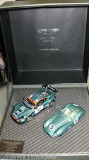 IXO 1:43 Le Mans  ASTON MARTIN DBR9  #007  &  DBR1 #5 HERTIAGE RACING TWIN SET