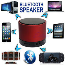 Portable Bluetooth Wireless Super Bass Stereo Speaker For iPhone Samsung Mic MP3