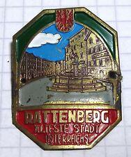 STOCKNAGEL FÜR WANDERSTOCK SPAZIERSTOCK Walkingstick  Pin Rattenberg Österreich