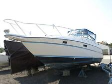 1999 Maxum 3200SCR 3200 cruiser boat Project damaged Clean Title Low Reserve 99