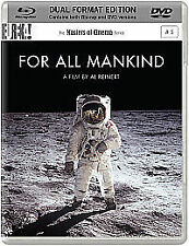 For All Mankind - Masters of Cinema (Blu-ray and DVD Combo, 2011, 2-Disc Set)