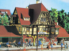 VOLLMER HO SCALE 1/87 NEUFFEN STATION BUILDING KIT | SHIPS FROM USA | 43510