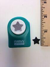 Marvy Uchida Button Craft Punch - Star - NEW