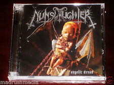 Nunslaughter: Angelic Dread 2 CD Set 2014 Hells Headbangers HELLS 124 NEW