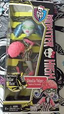 Monster High new Ghoulia Yelps Skultimate Roller Maze NLA