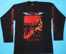 Angeles del Infierno - Pacto con el Diablo T-shirt Long Sleeve size L  camiseta
