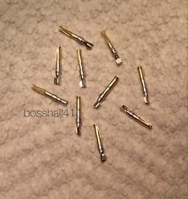 10 Cartridge Clips Connectors For Turntable Record Player TONEARM Wire