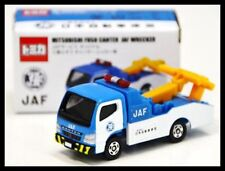 TOMICA MITSUBISHI FUSO CANTER JAF WRECKER TOMY DIECAST CAR NEW 2