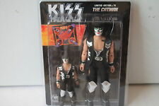 KISS; SONIC BOOM ; 8 & 12 INCH ACTION FIGURES CATMAN; PETER CRISS