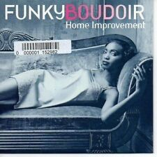 (AR286) Funky Boudoir, Home Improvement - 2004 DJ CD