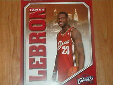Lebron James Rookie Card. 2003 NBA Draft Card- RARE