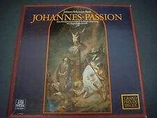 Bach,Johannes,Passion,BMV(245)Harnoncourt,Kurt Equiluz-Tenor, Telefunken, 3 Rec.