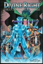 Divine Right Bk. 1 : The Adventures of Max Faraday by Scott Williams and Jim Lee