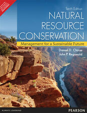 Natural Resource Conservation: Management for a Sustainable Future (10th Edition