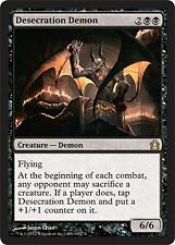*MRM* FOIL ENG Démon de Profanation - Desecration Demon MTG Return to ravnica