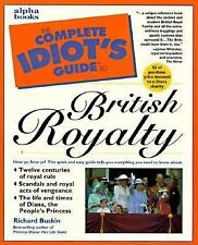 G, The Complete Idiot's Guide to British Royalty, Richard Buskin, 0028623460, Bo