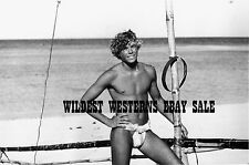 CHRISTOPHER ATKINS Loincloth SHIRTLESS Gay Interest PHOTO Blue Lagoon SPEEDO