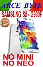 SAMSUNG GALAXY S5 G900F BIANCO LTE FATTURABILE NO NEO NO MINI SOTTOCOSTO OFFERTA