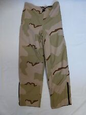Gore-Tex Rain Pants 3 Color Night Desert Reversible Adventure Tech NWOT Small