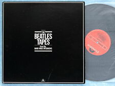 THE BEATLES Tapes David Wigg Interviews MPX9951/2 JAPAN 2LP 053az53