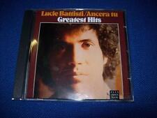 CD-LUCIO BATTISTI-ANCORA TU-GREATEST HITS-BMG MUSICRCA-1993 RACCOLTA PER ESTERI