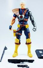 Marvel Universe 2011 CABLE (NO BABY HOPE) (SERIES 3 #007) - Loose