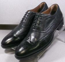 152451 SP50 Men's Shoes Size 9 M Black Leather Lace Up Johnston & Murphy