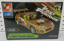 FAST FURIOUS 1993 TOYOTA SUPRA 2 TUNNER TOYO TIRES MOVIE CAR AMT MODEL KIT
