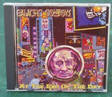GALACTIC COWBOYS   At the end of the day