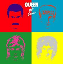 QUEEN 'HOT SPACE' 180gm Vinyl LP  NEW & SEALED / REMASTERED REISSUE