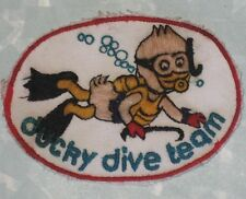 Ducky Dive Team Patch