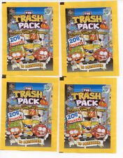 The Trash Pack Yellow Sticker Collection - 20 Packs of Stickers - The Gross Gang