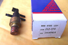 ( 1 ) AC DELCO, ACD 212-570,GM19160416,VACUM PORTED SWITCH.