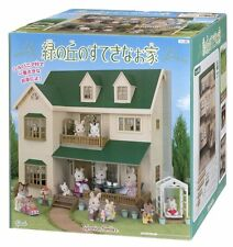 New Sylvanian Families Calico Critters nice house of green hills Ha-35 Japan