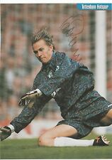 IAN WALKER TOTTENHAM HOTSPUR 1989-2001 ORIGINAL HAND SIGNED ANNUAL PICTURE