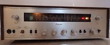 Sansui Model 500 Tube Stereo Receiver, See video !