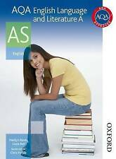 AQA English Language and Literature A AS: Student's Book Banks, Marilyn, Bell, L