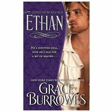 Ethan: Lord of Scandals (The Lonely Lords) by Burrowes, Grace