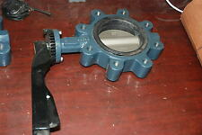 "G - 5"" Butterfly  Valve, CF8M, Stainless, EPDM, DN125, PN16 New no Box"