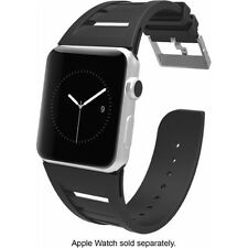 CASEMATE 42MM APPLE WATCH 1 & 2 SPORT & EDITION VENTED STRAP BAND | BLACK