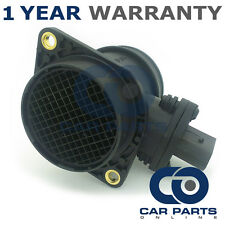 FOR VOLKSWAGEN BEETLE 1.8 T PETROL (2001-10) MAF MASS AIR FLOW SENSOR METER AFM
